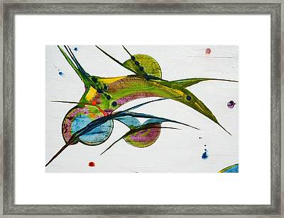 Two Birds Framed Print by Mudrow S