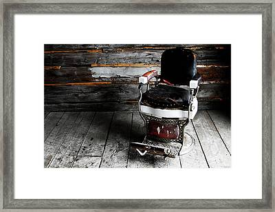 Two Bits Framed Print