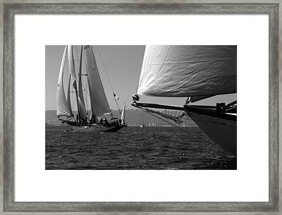 Two Classics Framed Print