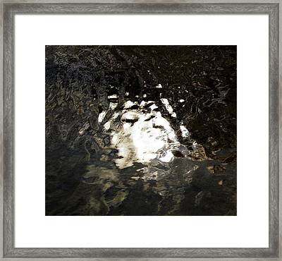 Two Faced Framed Print by SeVen Sumet