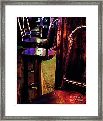 Two Fifteen Am Framed Print by Joe Jake Pratt