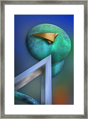 One Forty Seven Framed Print