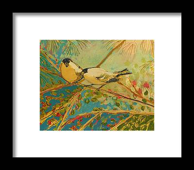 Goldfinch Framed Prints