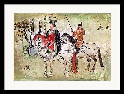 Boddhisatvas Framed Prints