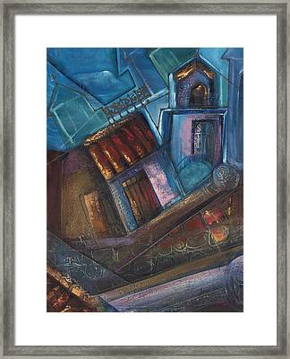 Two Framed Print by Israel Rivero