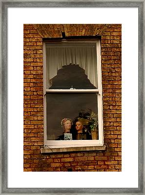 Two Minds Framed Print by Jez C Self
