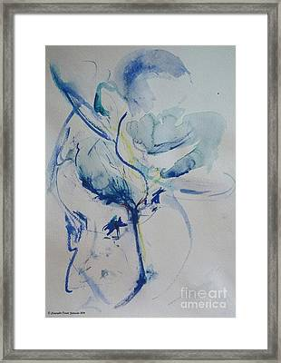 Two Of Many Hats Framed Print