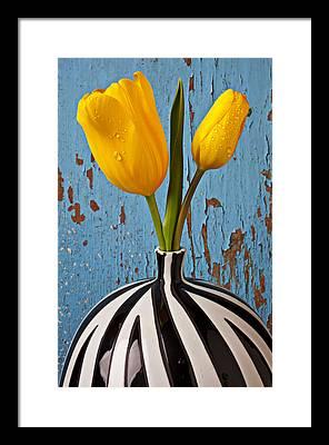 Tulips Framed Prints