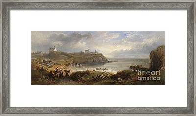Tynemouth Framed Print by MotionAge Designs