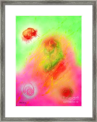 Tzfasser 27 Framed Print
