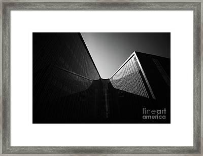U-turn Framed Print by Tapio Koivula
