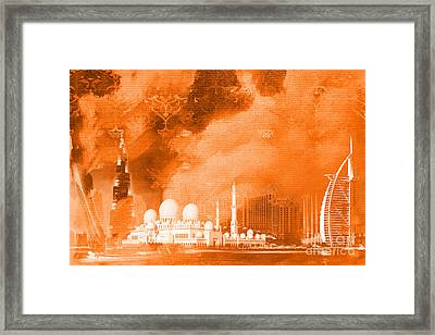 Uae  Framed Print by Gull G