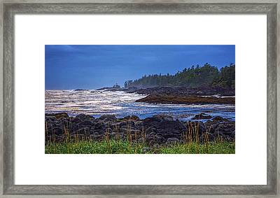 Ucluelet, British Columbia Framed Print
