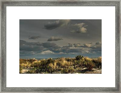 Ufo Inadvertent Framed Print by Kevin  Sherf