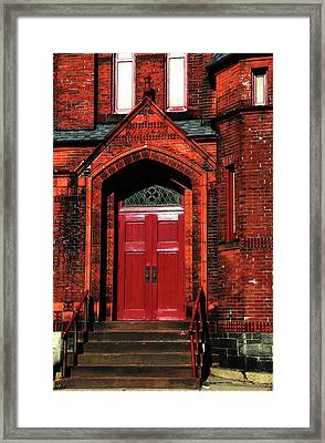 Ukrainian Catholic Church Framed Print