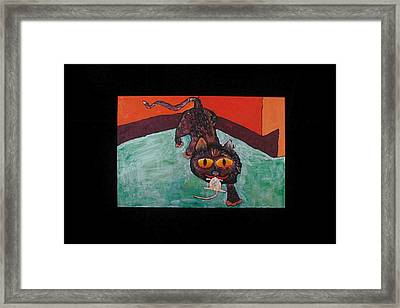 Ultimate Gift Framed Print by AJ Brown