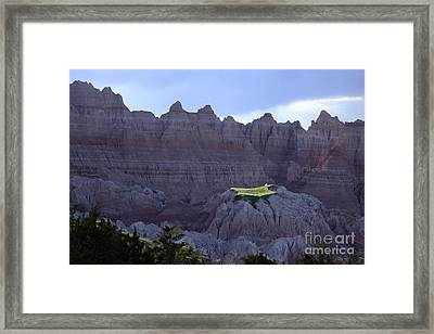 Ultimate Golf Framed Print