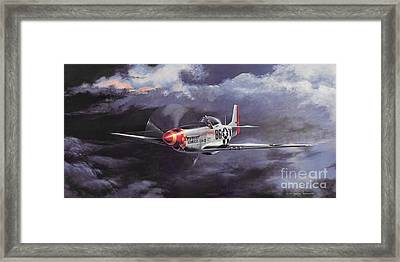 Ultimate High Framed Print by Michael Swanson