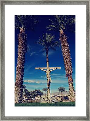 Ultimate Sacrifice Framed Print by Laurie Search