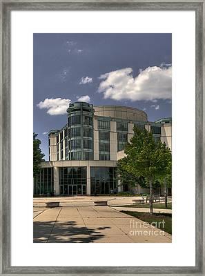 Umbc  Framed Print by Lois Bryan