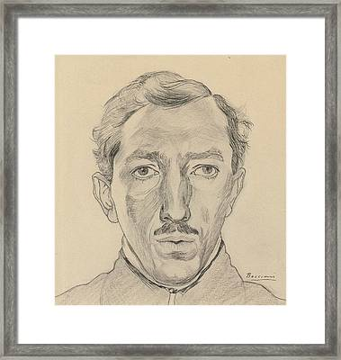 Umberto Boccioni Framed Print