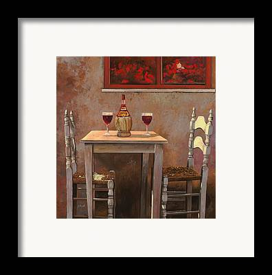 Chairs Framed Prints
