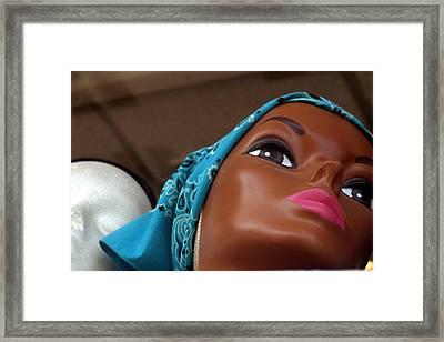 Una 2 Framed Print by Jez C Self