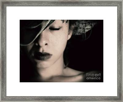 Unattached Framed Print
