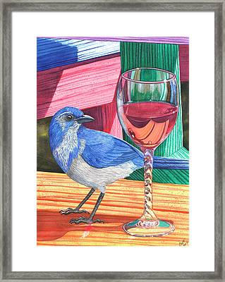 Unattended Framed Print by Catherine G McElroy