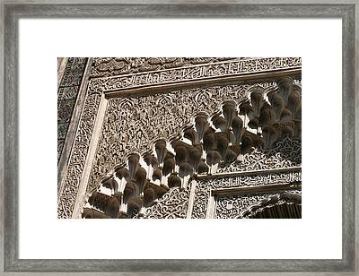 Framed Print featuring the photograph Unbeleavable Craftmanship by Andrei Fried