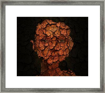 Unbreakable Faith Framed Print