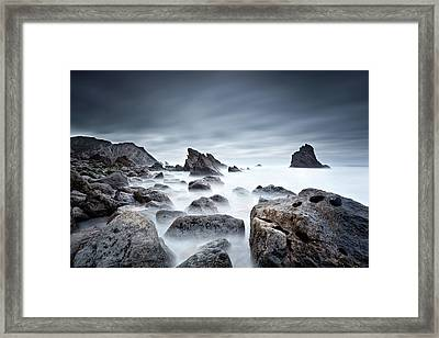 Unbreakable Framed Print by Jorge Maia