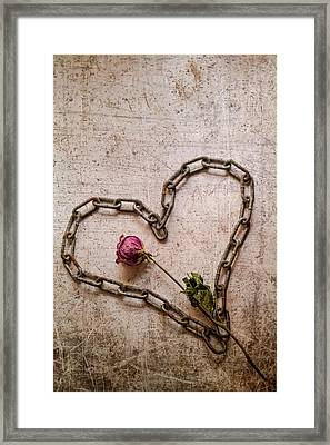 Unchain My Heart Framed Print