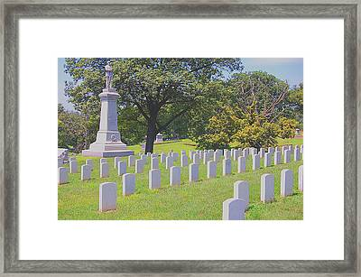Uncivil Memories Framed Print