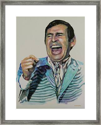 Uncle Arthur Framed Print