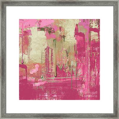 Uncommon Rose Framed Print by Mindy Sommers