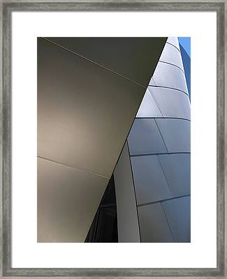 Unconventional Construction Framed Print by Rona Black