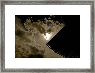 Uncut Framed Print by Jonathan Ellis Keys