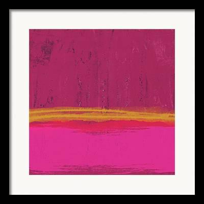 Vibrant Colors Mixed Media Framed Prints