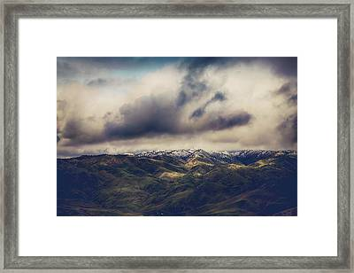 Undeniable Framed Print by Laurie Search