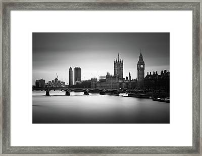 Under Construction Framed Print by Ivo Kerssemakers