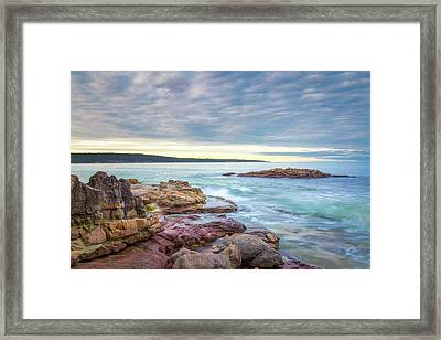 Under Eden Skies Framed Print