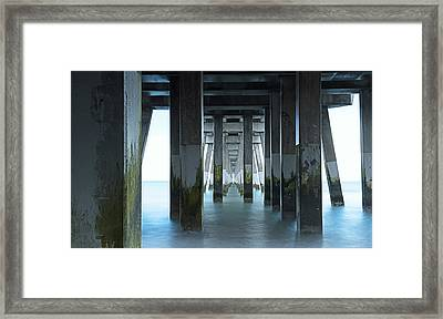 Under Jennettes Framed Print