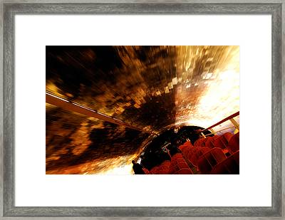 Under The Bridge Framed Print by Cabral Stock