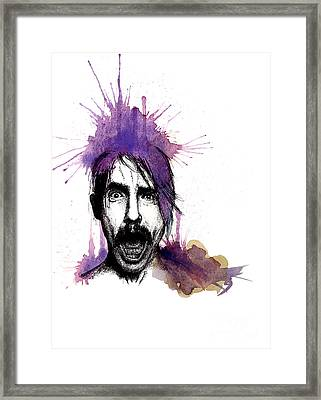 Can't Stop Framed Print