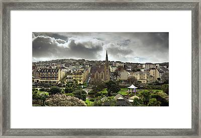 Under The Clouds Framed Print by Svetlana Sewell