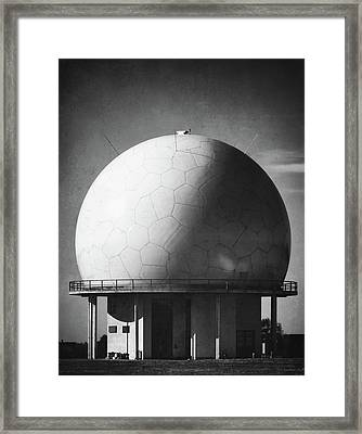 Under The Dome Framed Print