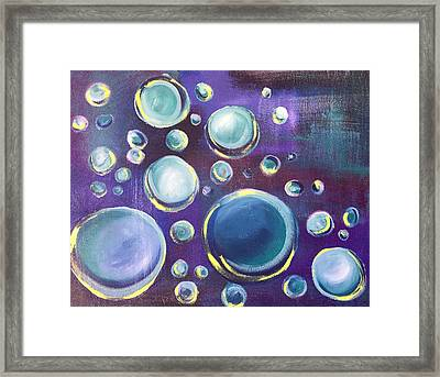 Under The Sea #1 Framed Print