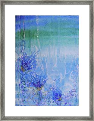 Under The Sea Framed Print by Sharmila L