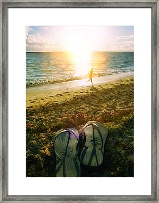 Underachievers Paradise Framed Print by JAMART Photography